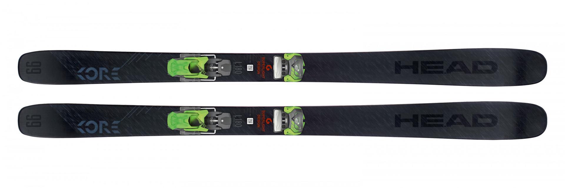 Горные лыжи Head Kore 99 + Крепление ATTACK? 13 GW размер 180 (2019)