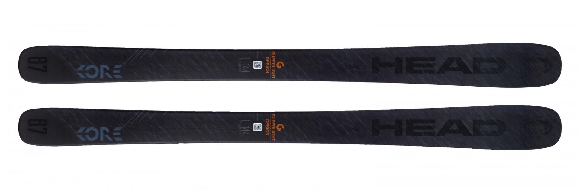 Горные лыжи Head Kore 87 размер 153 (2019)