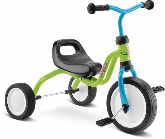 Трехколесный велосипед Puky Fitsch 2518 kiwi салатовый