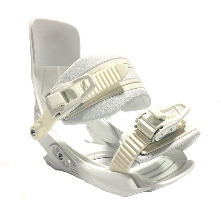 Крепления для сноуборда детские Rage MP Junior white F18Арт: 630110RG, Размер: XS/S, Сезон: F18,