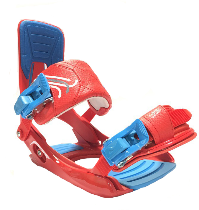 Крепления для сноуборда Rage MP 540 red F18Арт: 660152RG, Размер: S/M/L, Сезон: F18,