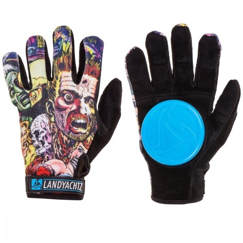 Перчатки LANDYACHTZ COMIC SLIDE GLOVE ASSORTED