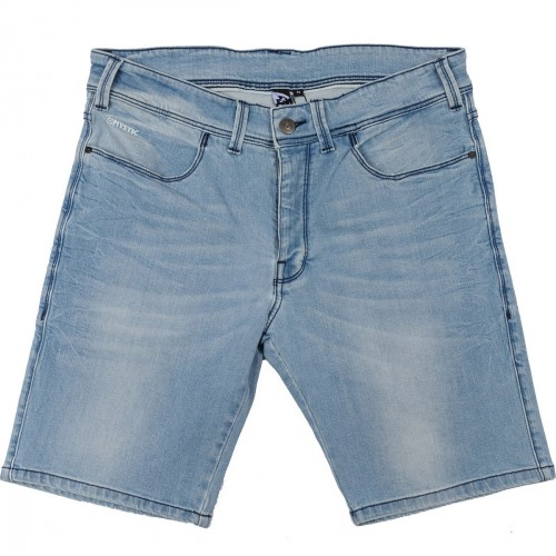 Шорты MYSTIC TYPHOON SHORT Washed Blue Denim