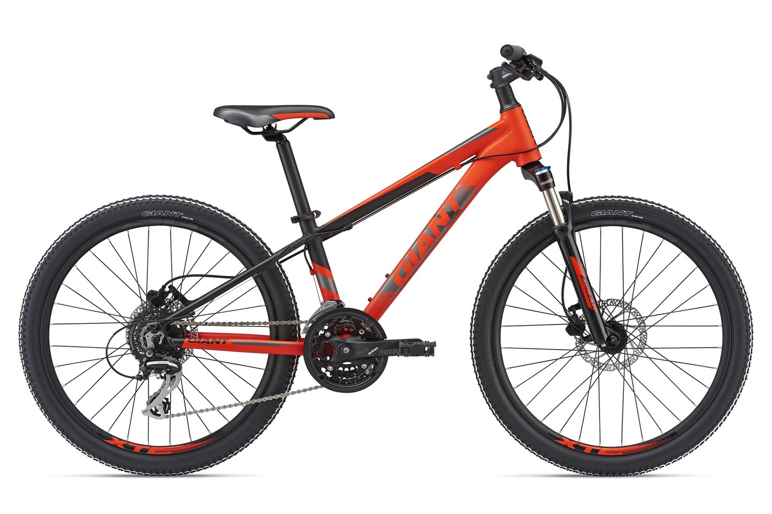 Велосипед Giant  XTC SL Jr 24 (2018)