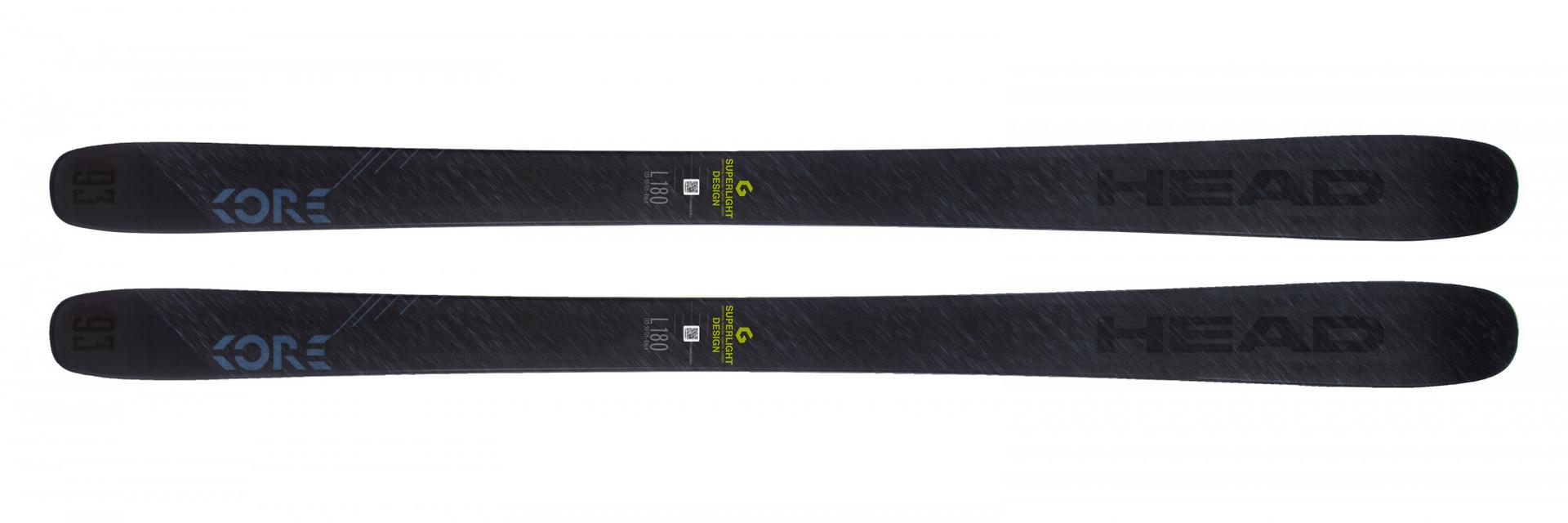 Горные лыжи Head Kore 93 размер 171 (2019)