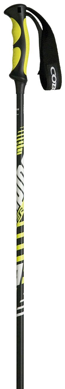 Горнолыжные палки Cober 2017-18 Quattordici yellow 14mm (см: 125)Горнолыжные палки<br><br><br>Бренд: Cober