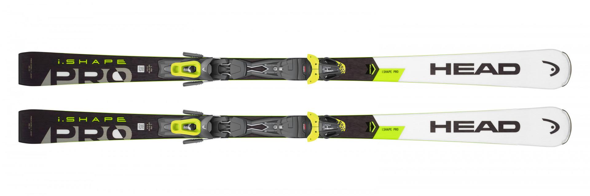 Горные лыжи Head WC Rebels i.Shape Pro + Крепление PR 11 GW размер 170 (2019)