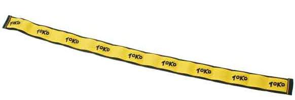 Ремень-бандаж TOKO для лыж Skiholder Belt (для фиксации 8 пар беговых лыж) (б/р:ONE SIZE)Основной раздел каталога<br><br><br>Бренд: TOKO