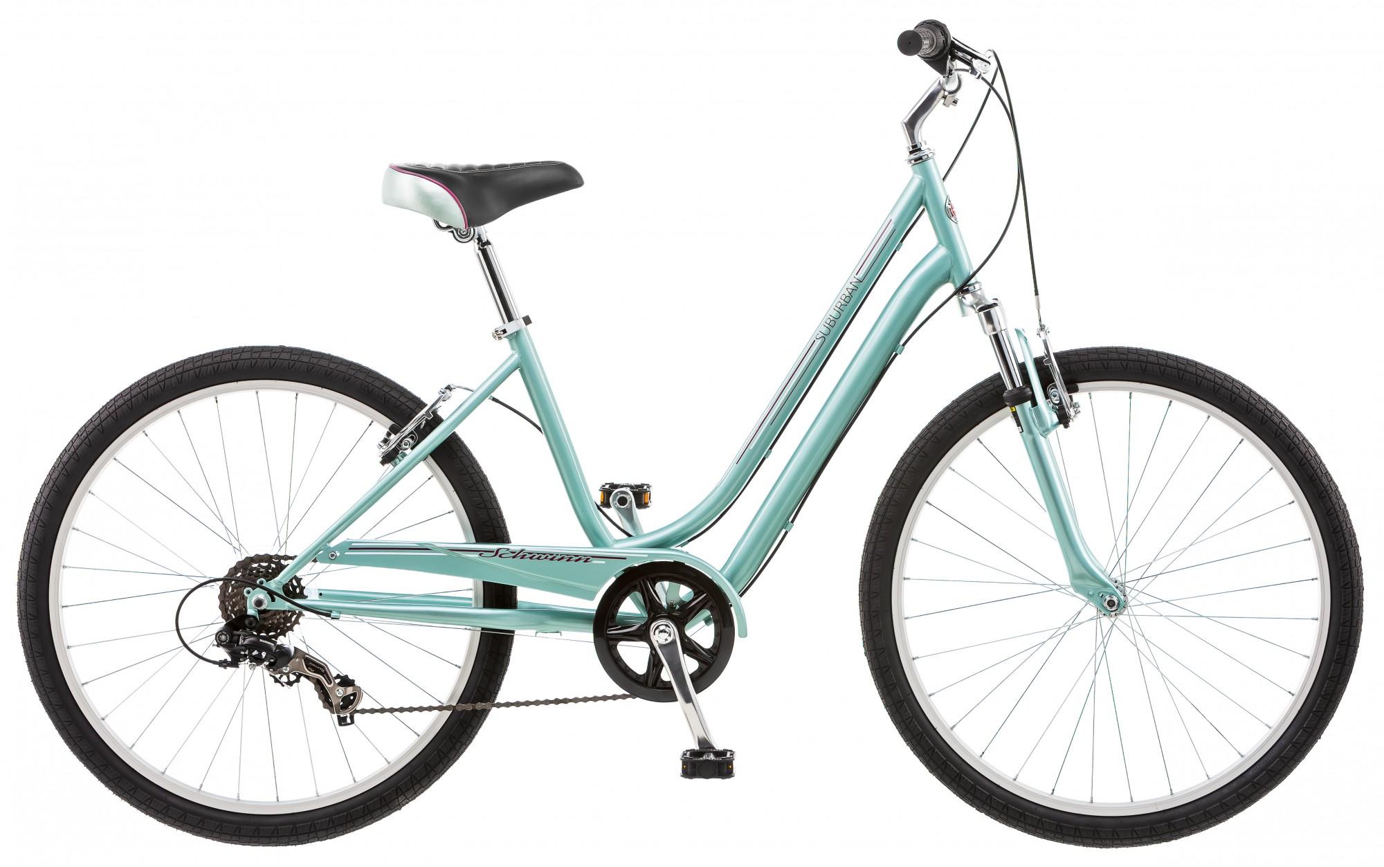 Велосипед Schwinn Suburban Ladies 26 (2017)
