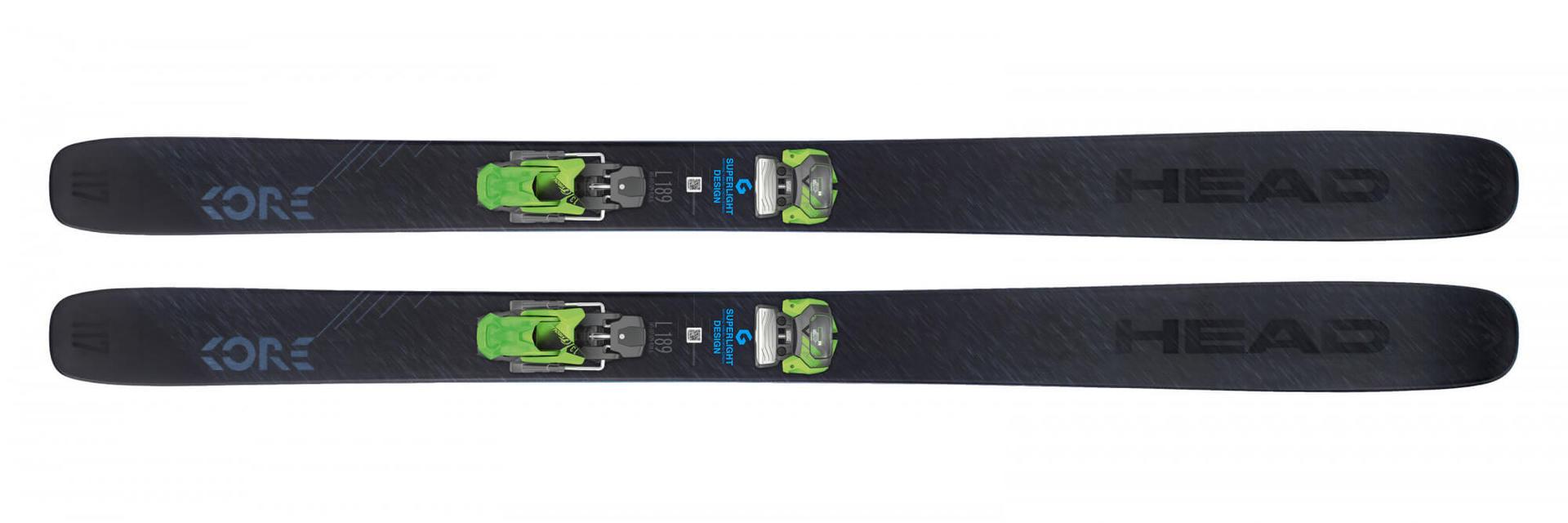 Горные лыжи Head Kore 117 + Крепление ATTACK? 13 GW  размер 189 (2019)