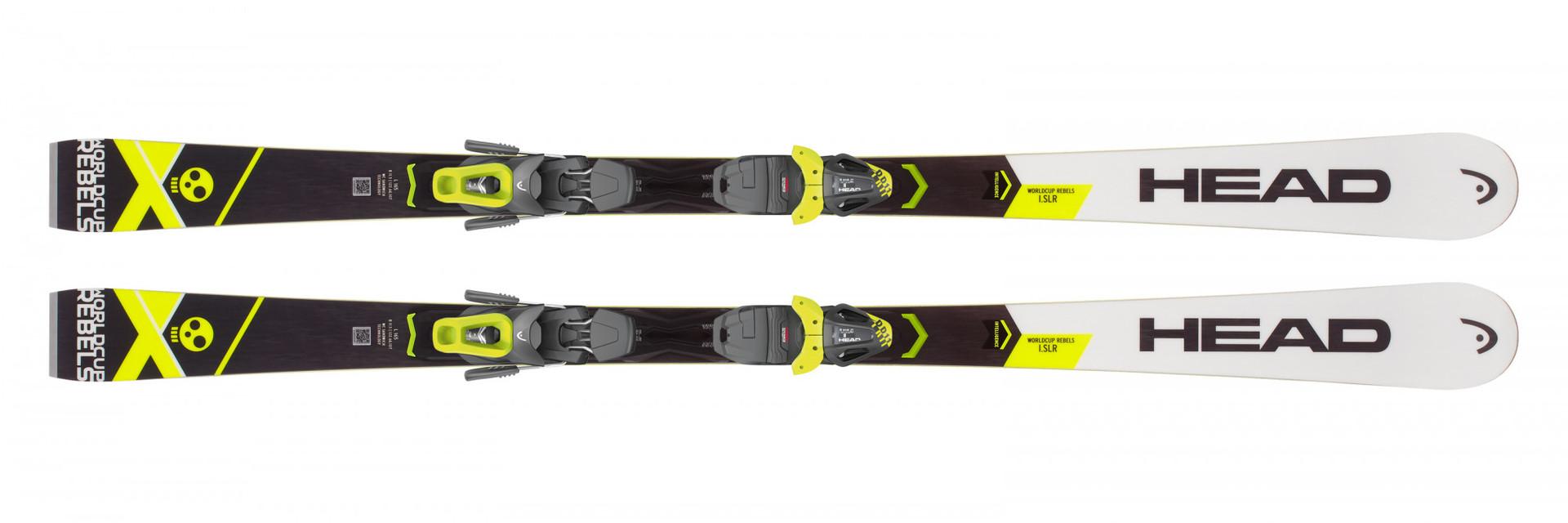 Горные лыжи Head WC Rebels i.SLR + Крепление PR 11 GW размер 155 (2019)