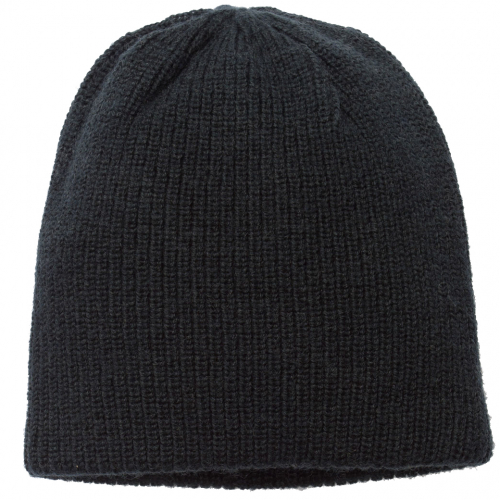 Шапка HOLDEN NATURAL DYE GRAYFOX BEANIE BLACK