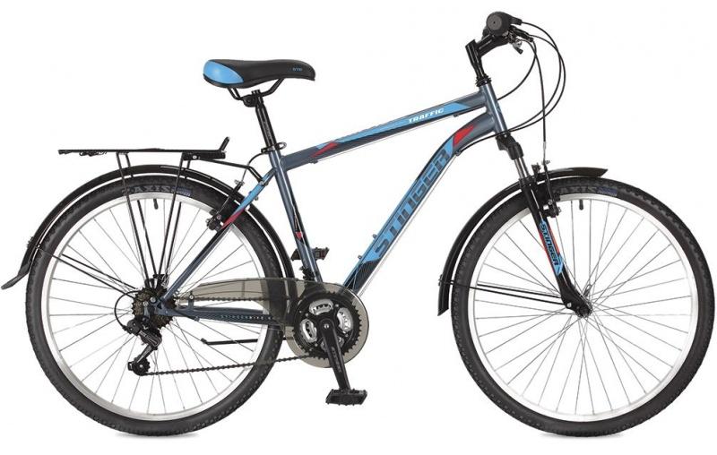 Велосипед Stinger Traffic 26 (2017)