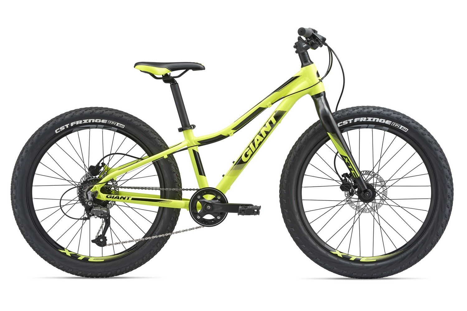 Велосипед Giant  XTC Jr 24+ (2018)