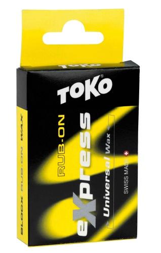 Таблетка TOKO Express Blocx (0/-30С, 30 гр.) (б/р:ONE SIZE)Основной раздел каталога<br><br><br>Бренд: TOKO
