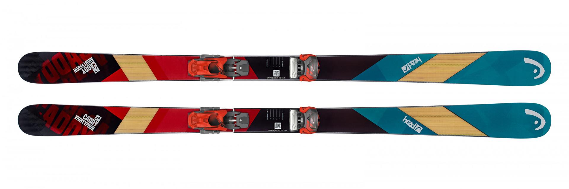 Горные лыжи Head Caddy + Крепление ATTACK? 13 GW  размер 176 (2019)