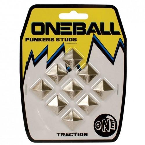 Наклейка на доску ONEBALL TRACTION - PUNKER STUDS ASSORTED one size