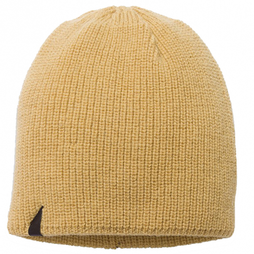 Шапка HOLDEN NATURAL DYE GRAYFOX BEANIE YELLOW