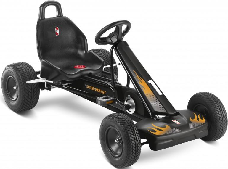 Веломобиль Puky F1L 3840 black черный