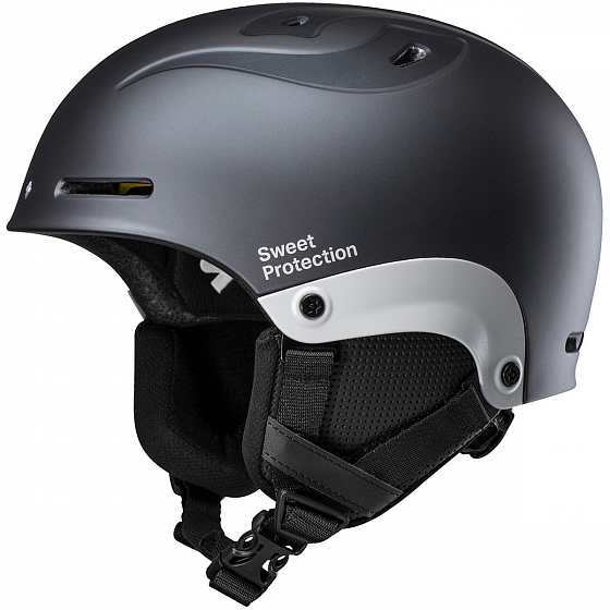 Шлем SWEET PROTECTION BLASTER II HELMET SLATE GRAY METALLIC