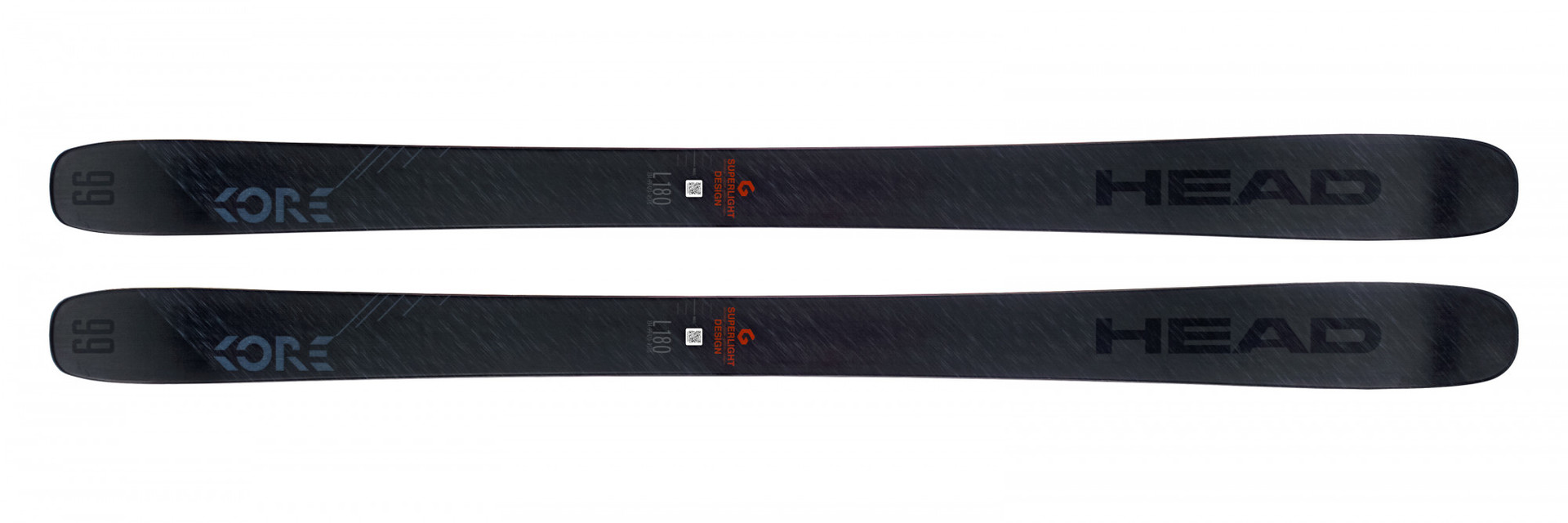 Горные лыжи Head Kore 99 размер 180 (2019)