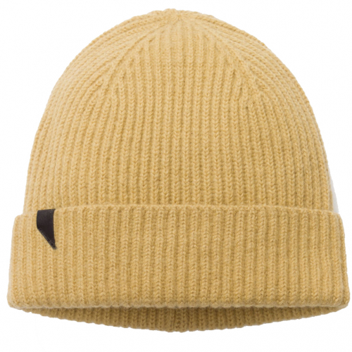 Шапка HOLDEN NATURAL DYE WATCH BEANIE YELLOW