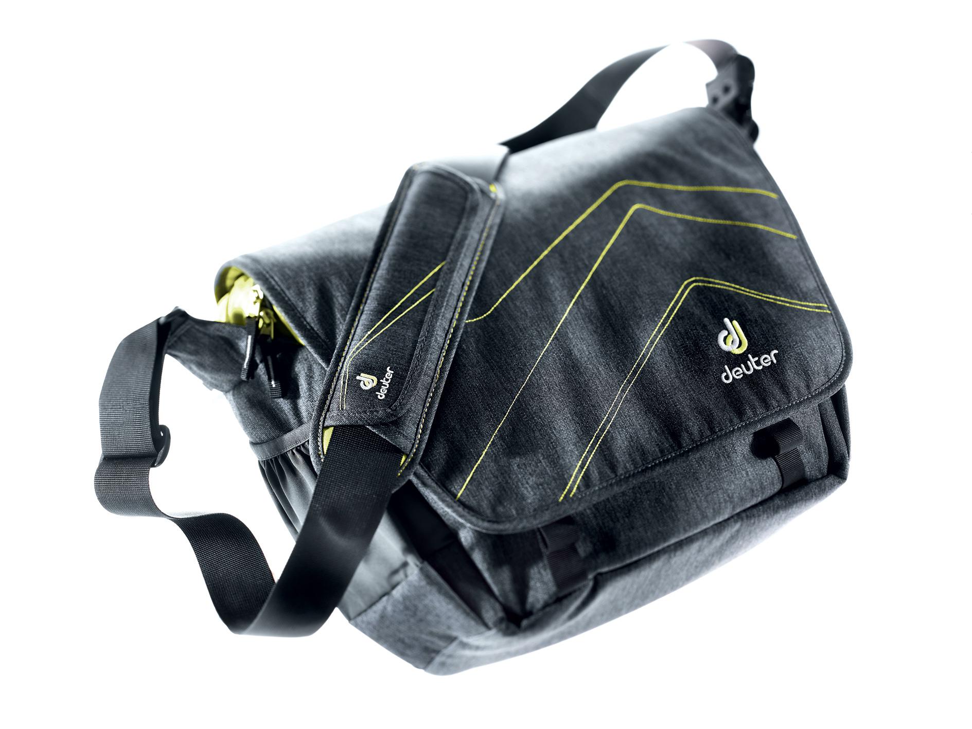 Сумка на плечо Deuter 2016-17 Operate II dresscode-moss (б/р:ONE SIZE)Городские сумки<br><br><br>Бренд: Deuter