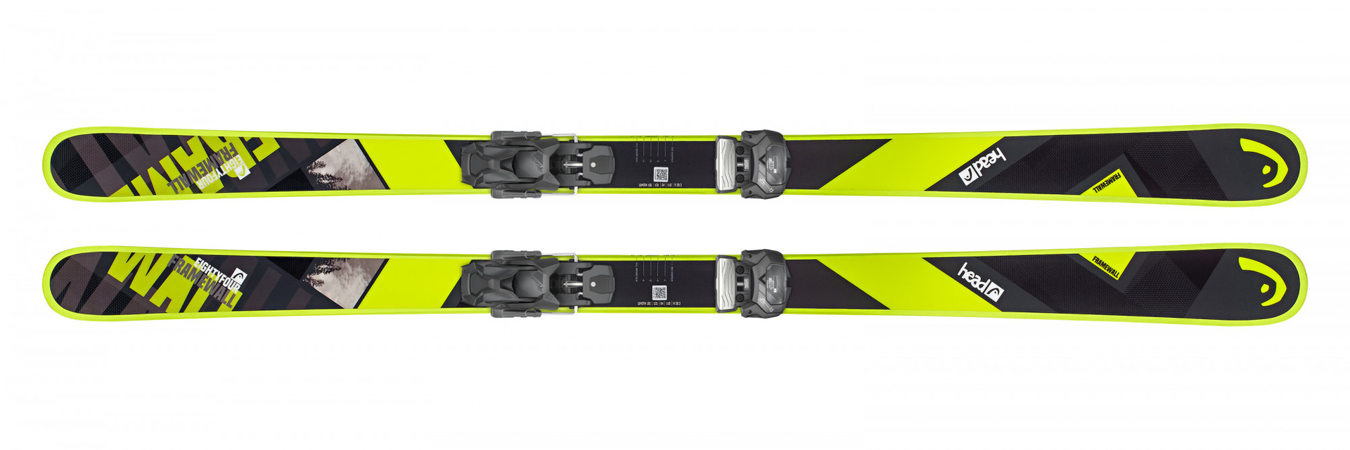 Горные лыжи Head Frame Wall + Крепление ATTACK? 13 GW  размер 181 (2019)