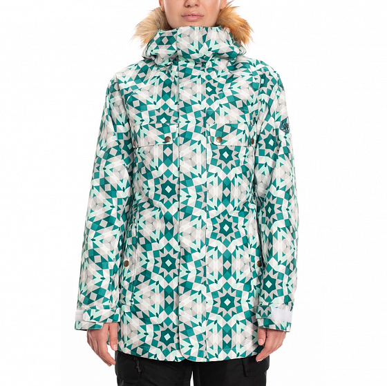 Куртка 686 WMS DREAM INSULATED JACKET CRYSTAL GREEN GEM