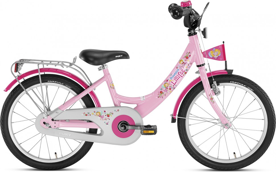 Двухколесный велосипед Puky ZL 18-1 Alu 4329 Lillifee Принцесса Лиллифиот 1 до 3 лет (12-14 колеса)<br>Самый легкий и безопасный велосипед с низкой посадкой для детей от 4 лет.<br><br>Бренд: Puky