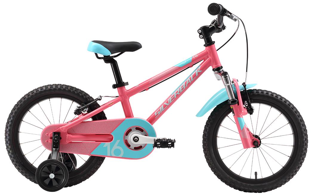 Велосипед Silverback Senza 16 (2017)
