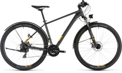 Велосипед Cube  Aim Allroad 27.5 (2019)